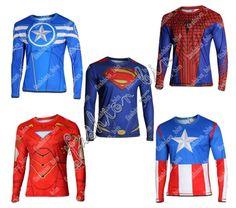 Super Hero Costume MAN OF STEEL Running Long Jersey Casual T-Shirts Sz S-4XL New  http://www.ebay.com/itm/Super-Hero-Costume-MAN-OF-STEEL-Running-Long-Jersey-Casual-T-Shirts-Sz-S-4XL-New-/390812416788?pt=US_Mens_Tshirts&var=&hash=item5afe3c3b14