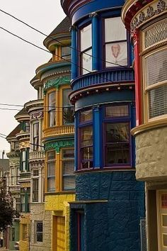 Haight-Ashbury homes