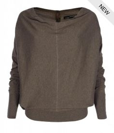 All Saints Clothing - Elgar Cowl Neck, I feel like I own way too many of these
