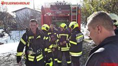 Freiwillige #Feuerwehr Rechnitz: Küchenbrand