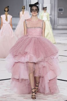 Giambattista Valli Spring/Summer 2015 Haute Couture!