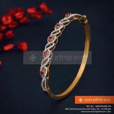 Is #wow enough for this #diamond #bracelet #kada ?