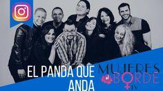 """El Panda Que Anda Afirma Que: """"Gracias A Las Redes Sociales Cumplirá Uno De Sus Sueños"""" En Instagramers Al Borde Con Ingrid Gomez"""
