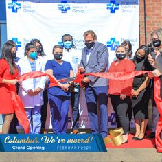 Grand Opening, Columbus Ga, Medical, Regional, Tower, Group, Books, Opening Day, Rook