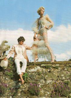 Stella Tennant by Tim Walker / Vogue Italia