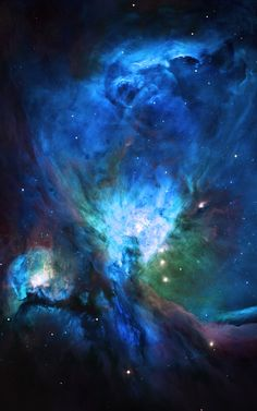 "orbitingthoughts: ""Orion Nebula 3.0 Updated by Tbcrow """