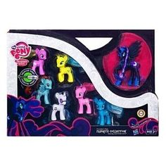 """Nightmare Moon My Little Pony Friendship is Magic """"Favorite Collection"""" Collector Series New Release 2012"""
