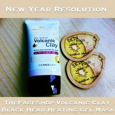 "7th thing on my achieve new year resolution list is ""TheFaceShop Volcanic BlackHeads Heating Gel Mask"" I love this mask so much! It have the warm effect once u dabbed it on your skin and you leave it on your nose are where the blackheads love to hangout. U leave it on for 15-20mins and rinse it off with lukewarm water. The warmth sensation actually ""melts"" the blackhead away and u easily clean it off just by rinsing. No need painful peeling and sort. So, if u have blackheads like I do. Order…"