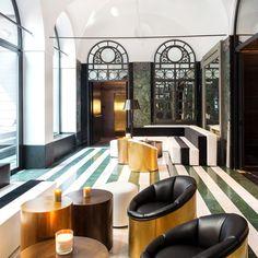 Reserve Senato Hotel Milano Milan, Italy at Tablet Hotels