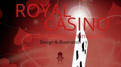 ROYAL CASINO | Design & Illustration Onlinegame - jellypool