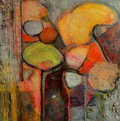 """Angela Fusenig, """"Aufbruch"""" Mit einem Klick auf 'Als Kunstkarte versenden' versenden Sie kostenlos dieses Werk Ihren Freunden und Bekannten."""