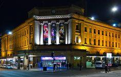 Adelaide Australia Train Station