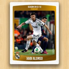 Real Madrid Collections - Xabi Alonso