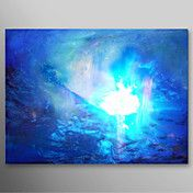 Hand Painted Oil Painting Abstract Blue Vorte... – USD $ 79.99