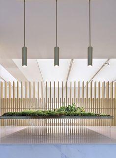 通透素雅 | 杭州万科公园里售楼处设计Hangzhou Vanke Sales house by MoreDesignOffice+AAI-Vricr-室内设计大搜罗小站-人人小站
