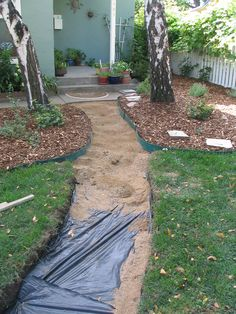 Exterior Flagstone And River Rock Walkway How To Do A Flagstone Walkway  Gravel And Flagstone Walkway Flagstone Walkway For Decorating A Gorgeous  Patio ...