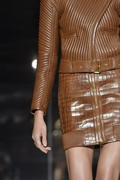 Tom Ford SS14 - Look 1. Details.
