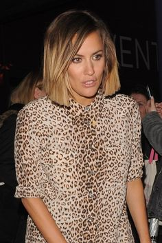 Caroline Flack Pregnancy Rumours Force 'X Factor' Host To Speak Out: 'It's Very Personal And Very Rude'