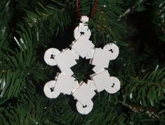 LEGO Snowflake Christmas Ornament with instructions – Build Your Own! LEGO Snowflake Christmas Ornament with instructions – Build Your Own! Lego Christmas Ornaments, Christmas Decorations, Holiday Decor, Kids Ornament, White Snowflake, Snowflakes, Lego Toy Story, Lego Base Plates, Lego Craft