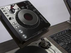 Vinyl Storage, Record Storage, Dj Dj Dj, Custom Consoles, Dj Setup, Dj Booth, Las Vegas, The Unit, Musica