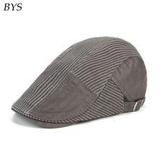 Find More Berets Information about 2016 Summer Men Women Vintage Beret  Newsboy Flat Cabbie Causal Driving Hat Boinas Breathable Cotton Cap  Sunbonnet boina ... 571d72ce164