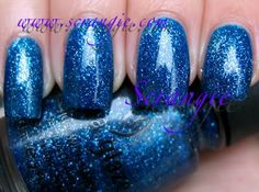 China Glaze Dorothy Who? (Wizard of Ooh Ahz Returns Winter 2009) [A114]
