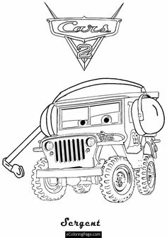 car printable coloring pages 01