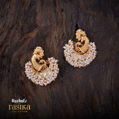 #indianjewellery #heritagejewellery #antiquejewellery #silverjewellery #earrings #peacock