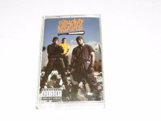 Naughty by Nature cassette tape Tommy boy PA TBC 1044 Yoke the Joker O.P.P. gril #EastCoast