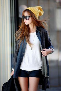 Itsmestyle to look extra k-fashionista ♥ www.itsmestyle.com #fashion #kfashion #asianstyle