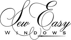 sew easy windows- 5 methods of squaring the fabric when making drapery.  Try these methods!