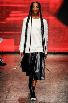DKNY Fall 2014 Ready-to-Wear Collection Slideshow on Style.com