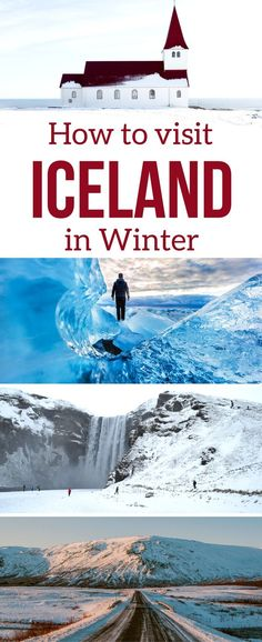 Iceland Travel Guide - Find out how to visit Iceland in Winter - conditions, self-drive, best time, organized tours... | Iceland Winter Travel | Iceland Winter Packing | Iceland Winter Trips