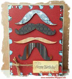 Mustache Birthday