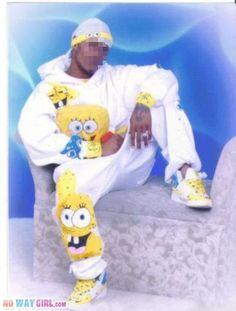 Spongebob's biggest fan