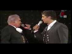 Alejandro Fernandez &  Vicente Fernandez ( Perdon )