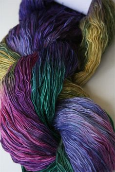 Artyarns ensemble silk light in 1025 Sari  - totally gorgeous, totally a fortune ($58)
