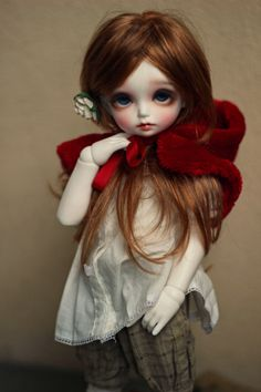 https://flic.kr/p/gXYzEB | Rosenlied Holiday's Miu limited for Ldoll festival