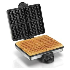 buy this proctor silex belgian waffle maker with deep discounted price online today for mess free quality belgian waffles - Waring Pro Waffle Maker