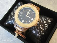 Jord Watch in Sully series, giveaway @BeautyInfoZone