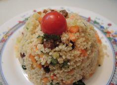 Tabbouleh (couscous de verduras)