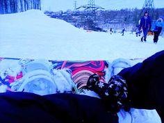 Рукоделие и повседневности Лаутен Валерии: Как научиться кататься на сноуборде?