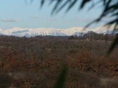 Schneeberge in den Alpes de Haute-Provence, aufgenommen in Forcalquier.  #Provence #Aroma #Olivenoel #Onlineshop #Forcalquier #Naturkosmetik #Forcalquier