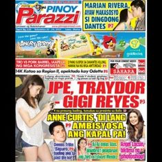 Pinoy Parazzi Vol 6 Issue 119 September 23 – 24, 2013  http://www.pinoyparazzi.com/pinoy-parazzi-vol-6-issue-119-september-23-24-2013/