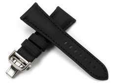 26mm Genuine Kevlar Leather Watch Strap for PAM 233 Mens Watch fit 47mm cases