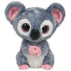 Rare Beanie Boos   Kooky Koala Ty Beanie Baby Boos Discontined Rare Mint