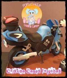 Cristina Camps Fofuchas: fofucho fotografo con moto