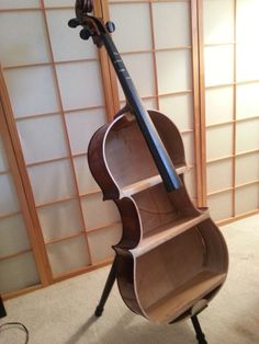 Cello, Bookcase, Favorite Things, Artwork, Etsy, Furniture, Ideas, Home Decor, Work Of Art