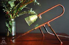 The Cygnet - Odette Lamp - Ignis Inception www.ignisinception.com