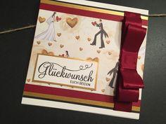 Glückwunschkarte zur Hochzeit / www.tatjanakreativ.at oder www.facebook.com/tatjanakreativ Facebook, Frame, Home Decor, Cards, Picture Frame, Decoration Home, Room Decor, Frames, Home Interior Design